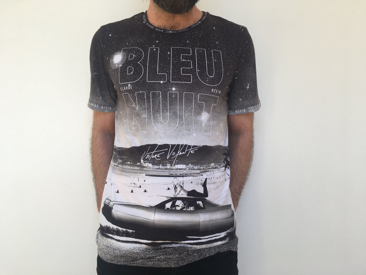 Exclusive Claude Bégin shirts