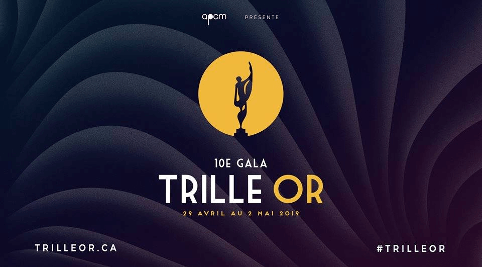 Two nominations at the Trille d'Or Gala