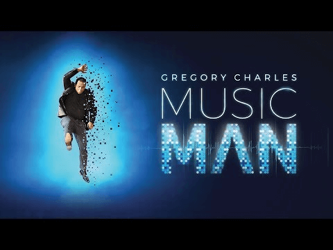 Gregory Charles - MUSIC MAN - Promo