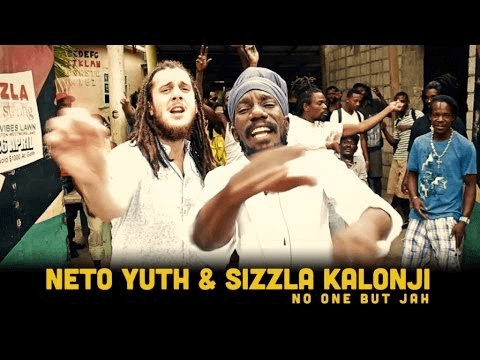 Neto Yuth Feat. Sizzla Kalonji - No One but Jah - Music Video