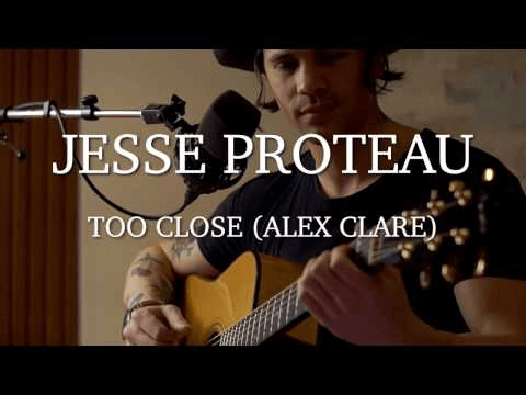 Too Close- Alex Clare (Cover) by Jesse P.