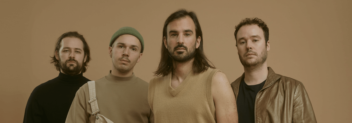 A DOUBLE-SINGLE FOR THE NEW FRENCH INDIE-ROCK PROJECT, FILPO
