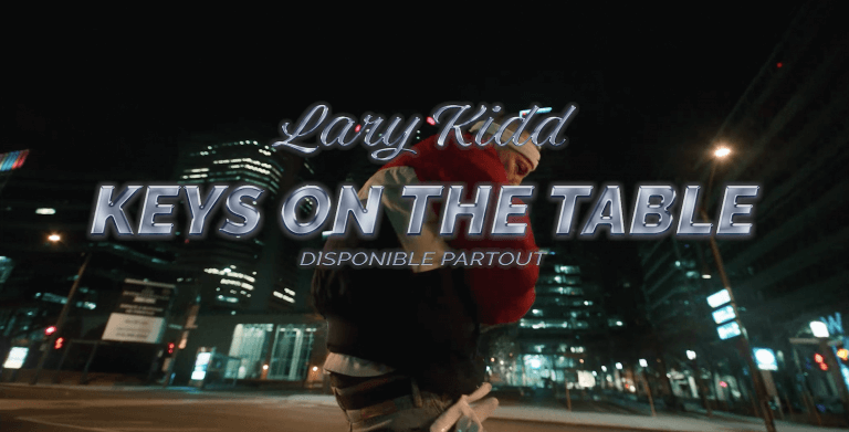 Lary Kidd est de retour avec «Keys on the Table»