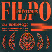 Filpo, a double-single for this new French indie-rock project